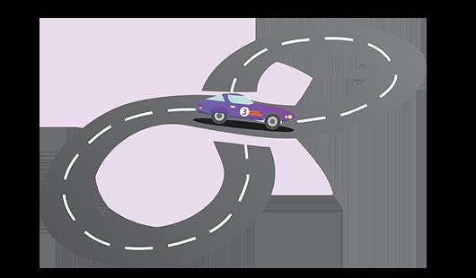 continuiteit track